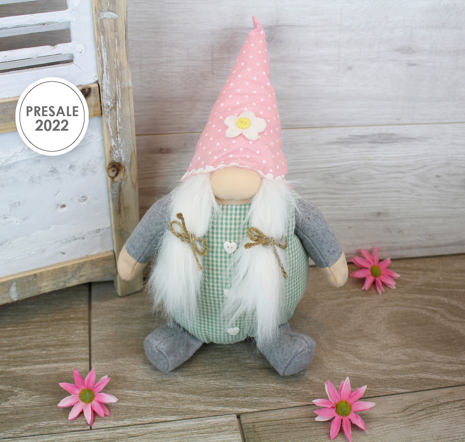 GNOME GIRL D/STOP