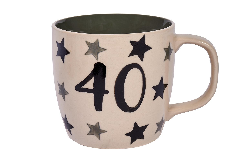 40 STARS MUG