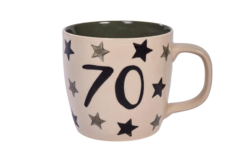 70 STARS MUG