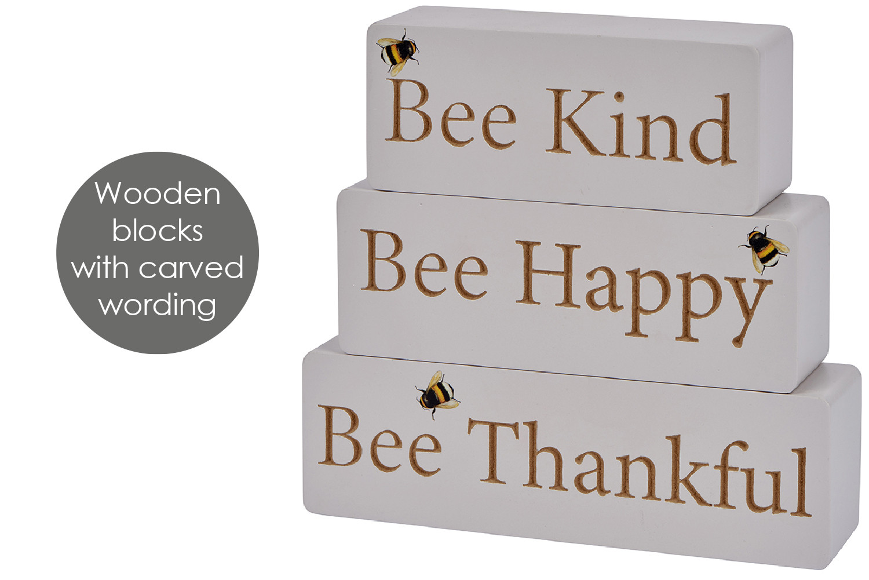 BEE TRIPLE BLOCK