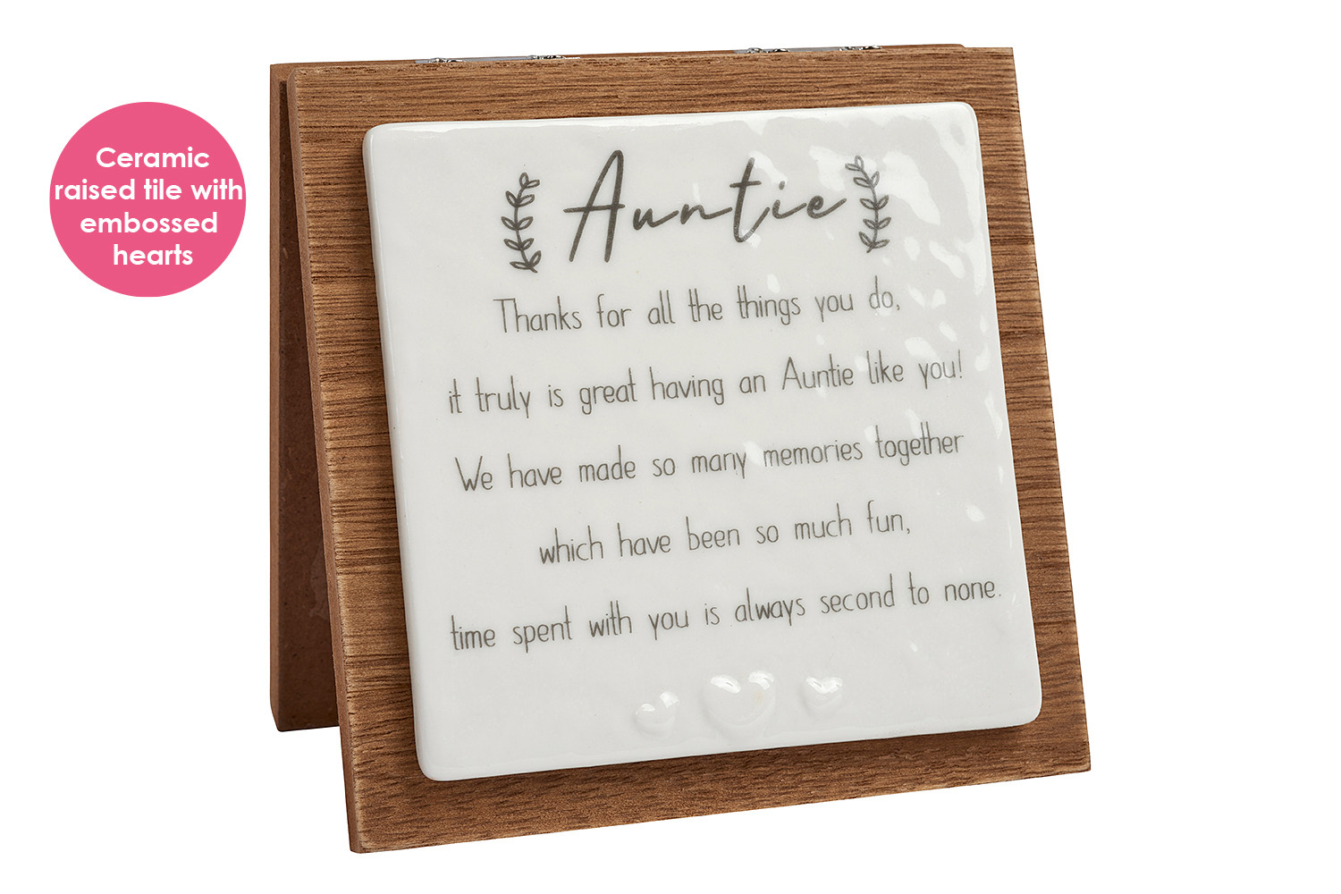 AUNTIE FOREVER CARD **