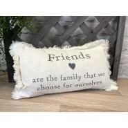 FRIENDS/FAMILY CUSHION*