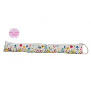 FLOWER DRAUGHT EXCLUDER