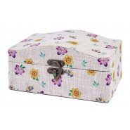 FLOWER JEWELLERY BOX