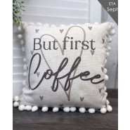 COFFEE CUSHION*