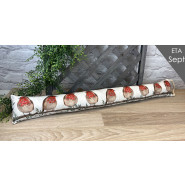 ROBIN FLWR DRAUGHT EXCLUDER*