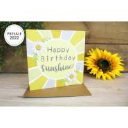 HAPPY SUNSHINE CARD