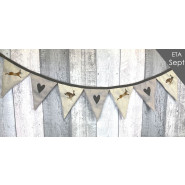 HARE BUNTING*