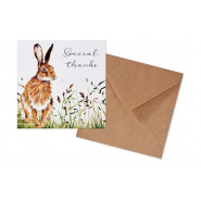 HARE SPECIAL THANKS CARD