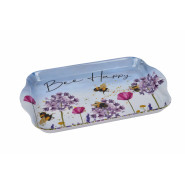 BEE MELAMINE TRAY