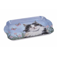 CAT MELAMINE TRAY