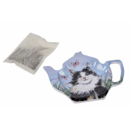 CAT TEABAG HOLDER