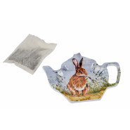HARE TEABAG HOLDER