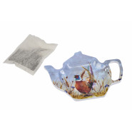 PHEASANT TEABAG HOLDER