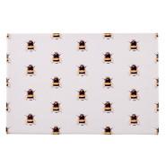 CERAMIC BEE TABLE MAT