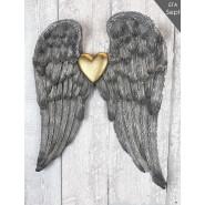 ANGEL WINGS GREY*