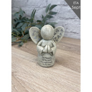 ANGEL IN THE SKY ORNAMENT*