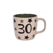 30 STARS MUG