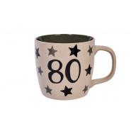 80 STARS MUG