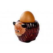 HIGHLAND COW EGGCUP