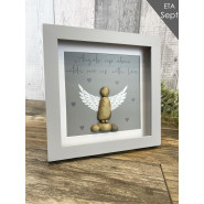 PEBBLE ANGEL PICTURE*