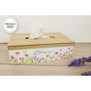 MEADOW TISSUE BOX