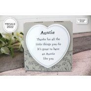 FOREVER CARD AUNTIE **