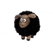BLACK POM POM SHEEP