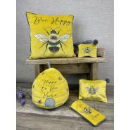 Bee Yellow Mood Shot