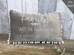 FAMILY CUSHION*