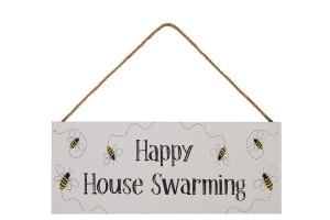 HOUSE SWARMING PLAQUE
