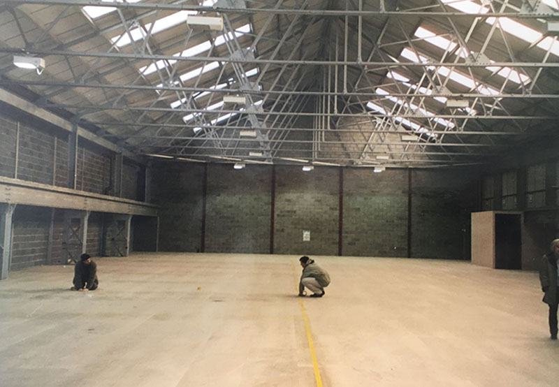 Warehouse for Celebratory Gifts Storage