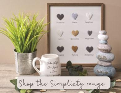 Simplicity Range